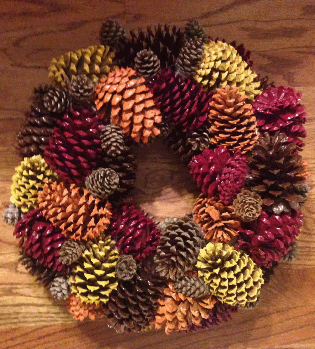Pine Cone Wreath Pictures Photos And Images For Facebook Tumblr Pinterest And Twitter