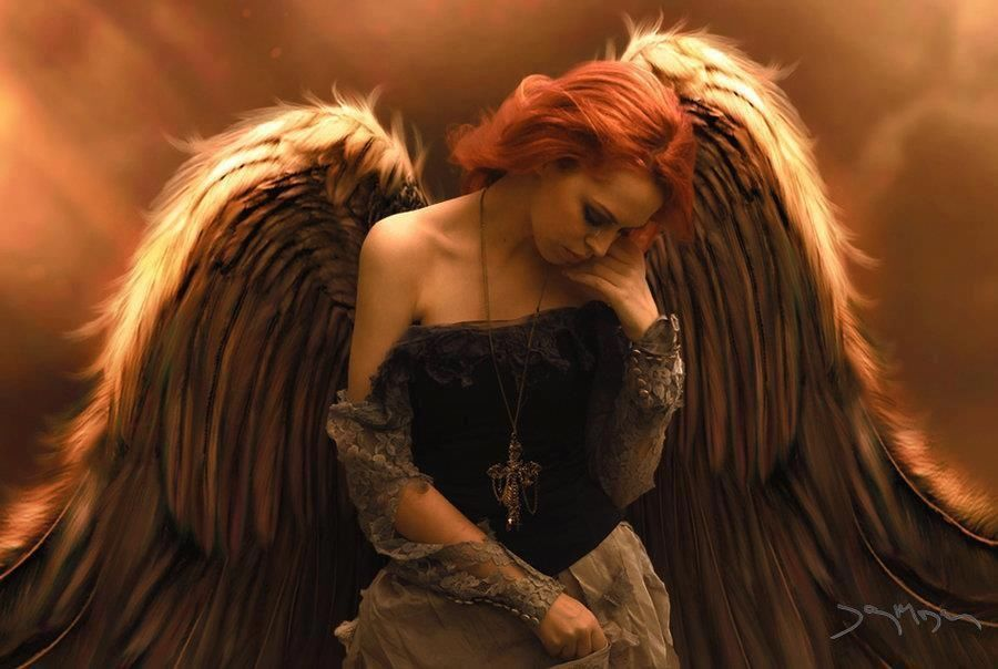 Red Haired Angel Pictures, Photos, and Images for Facebook, Tumblr ...