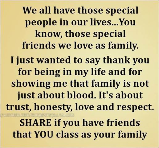 Quotes For Someone Special In My Life: Those Special People In Our Lives Pictures, Photos, And