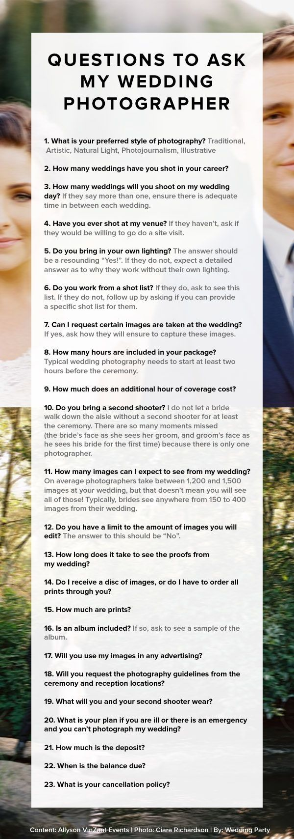 10 Questions to Ask When Taking a Photo
