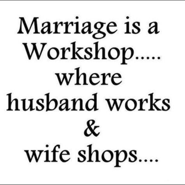 Marriage Is A Workshop Pictures, Photos, And Images For