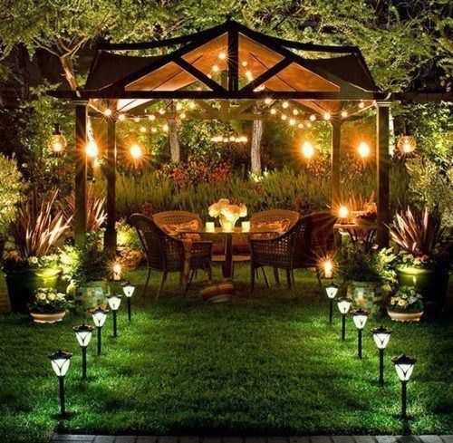 garden design with beautiful backyard canopy pictures photos and images for with small backyard - Garden Design Usa
