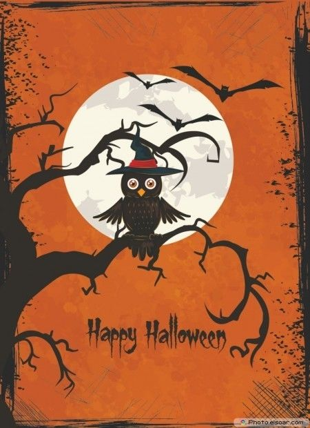 Happy Halloween Free Greeting Images 2014