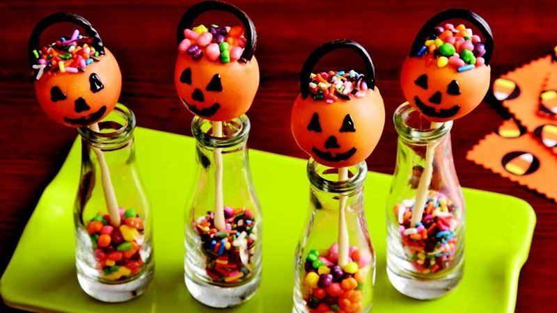 Halloween Cake Pops Pictures Photos And Images For