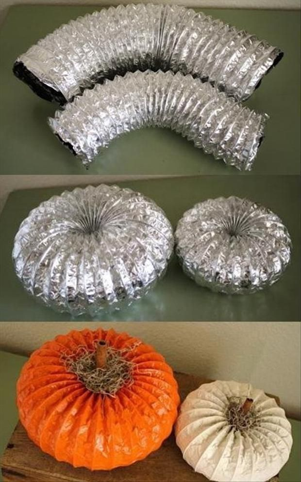 Diy halloween decorations pictures photos and images for - Deco citrouille pour halloween ...