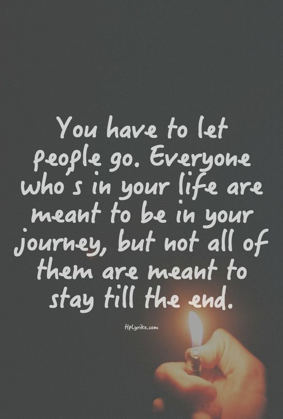 Have To Let Go Quotes. QuotesGram