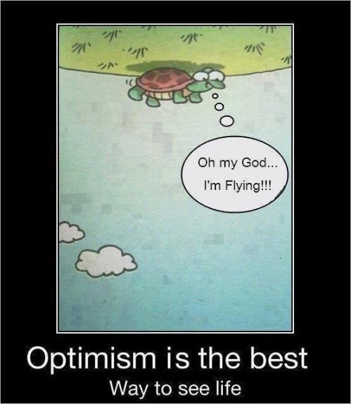Optimism Is The Best Way To Enjoy Life Pictures, Photos