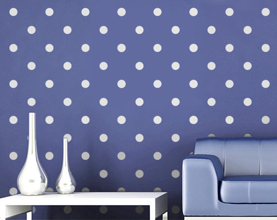 polka dot wall stencil pictures photos and images for facebook