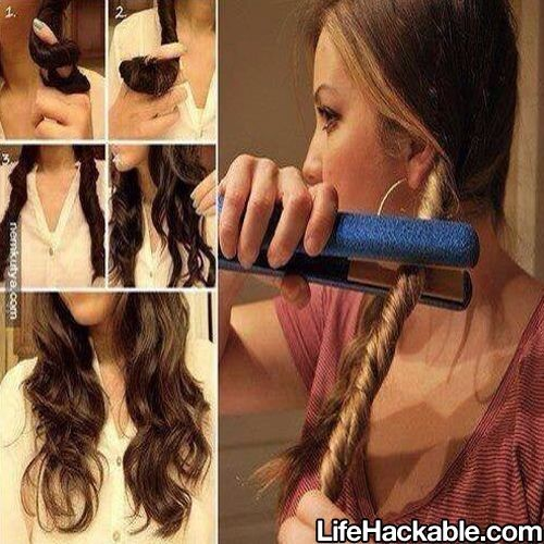 DIY Wavy Hair Pictures Photos And Images For Facebook Tumblr