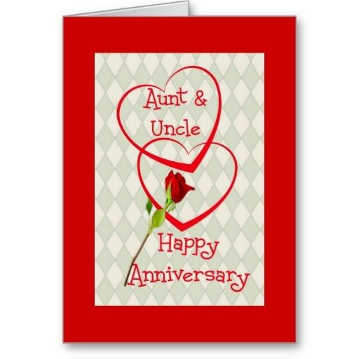 Happy Anniversary Uncle And Aunt