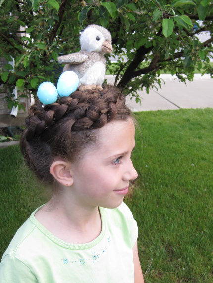 Birds Nest Hairdo Pictures Photos And Images For