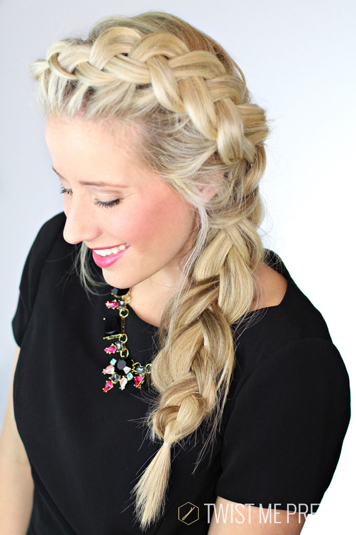 Elsa From Frozen Dutch Side Braid Pictures Photos And