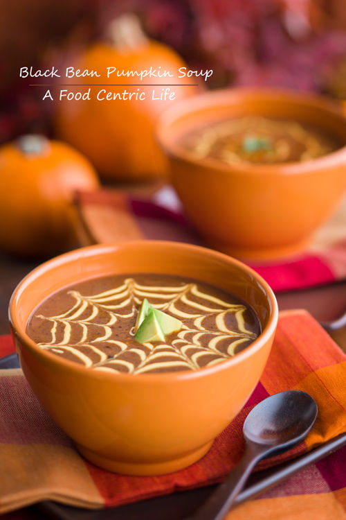 Black Bean And Pumpkin Soup Pictures, Photos, and Images for Facebook ...