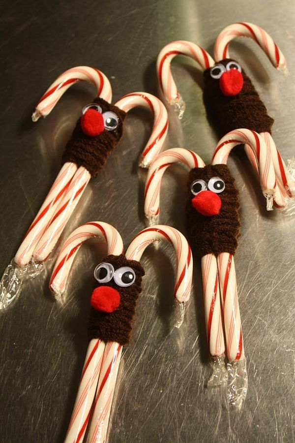 Candy Cane Reindeer Pictures, Photos, And Images For