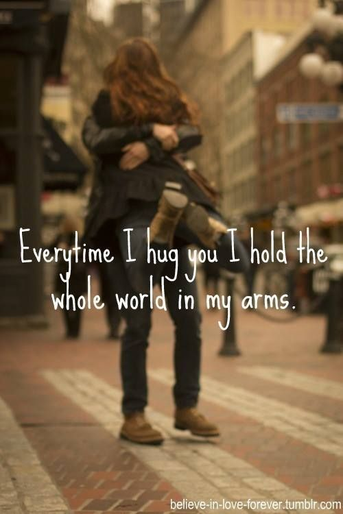I Want To Cuddle With You Baby: Everytime I Hug You Pictures, Photos, And Images For