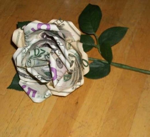 Diy Money Flower Pictures Photos And Images For Facebook Tumblr Pinterest And Twitter