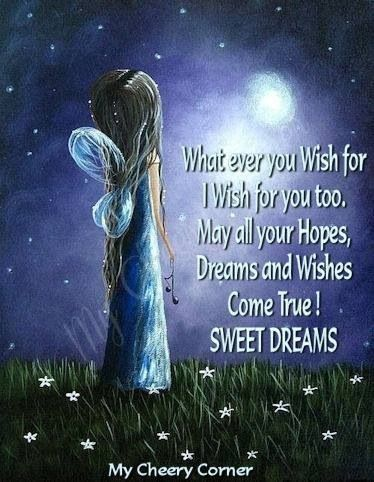 Yes Sweet Dreams Dear Father
