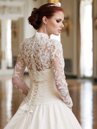 Vintage Inspired Wedding Gown Pictures, Photos, and Images for ...