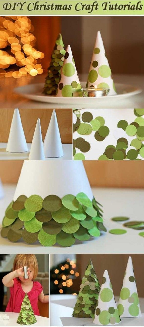 Pinterest Christmas Crafts.Diy Craft Christmas Tree Pictures Photos And Images For