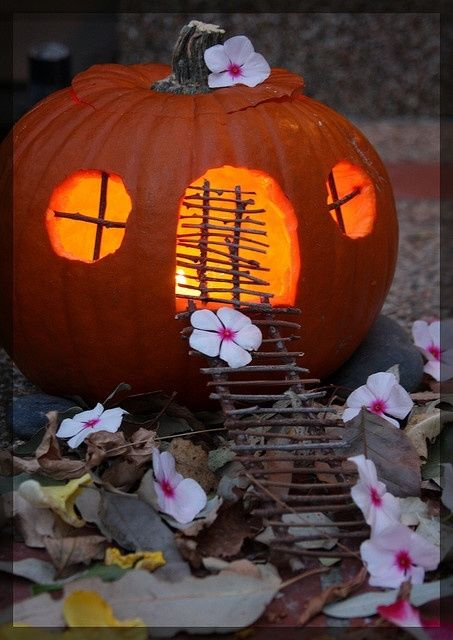 Fairy Pumpkin House Pictures, Photos, and Images for Facebook, Tumblr ...