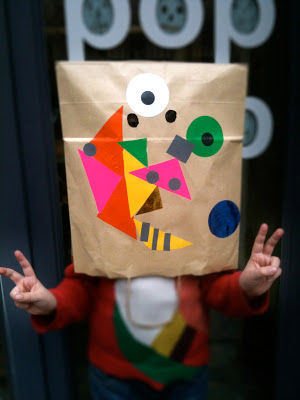 brown paper bag masks pictures photos and images for