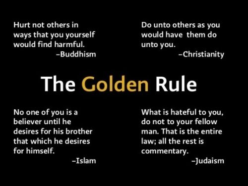 The Golden Rule Pictures, Photos, And Images For Facebook