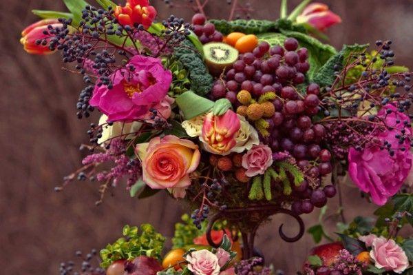Elegant Autumn Centerpiece Pictures Photos And Images