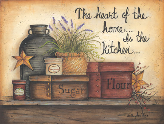 The Heart Of The Home Is In The Kitchen Pictures Photos