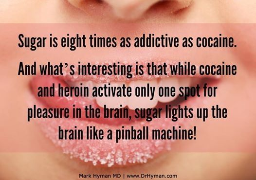 addictive properties of sugar Sugar addiction frequently leads to addiction to alcohol or harder substances and is often the root cause of relapse for alcoholics and drug addicts in recovery what is very sad and devastating is that sugar addiction is an acceptable addiction.