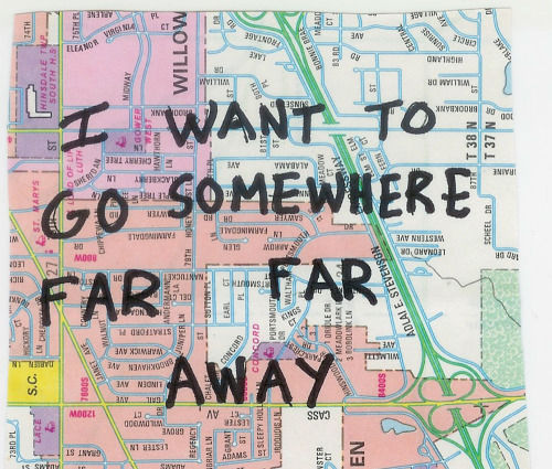 I Want To Go Far Away Pictures, Photos, And Images For