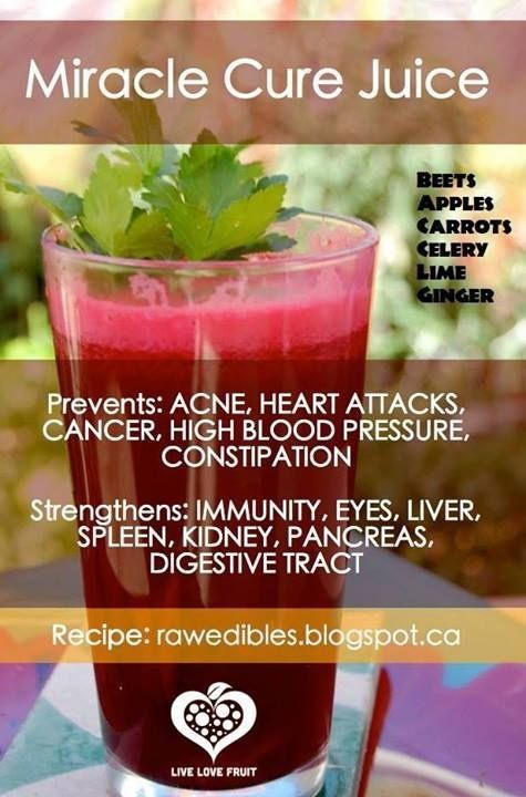 Miracle Cure Juice Pic...