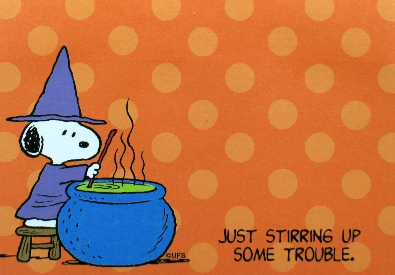 Halloween snoopy pictures photos and images for facebook - Snoopy halloween images ...