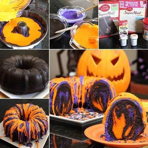 Diy halloween cake pictures photos and images for for Easy halloween cakes to make at home