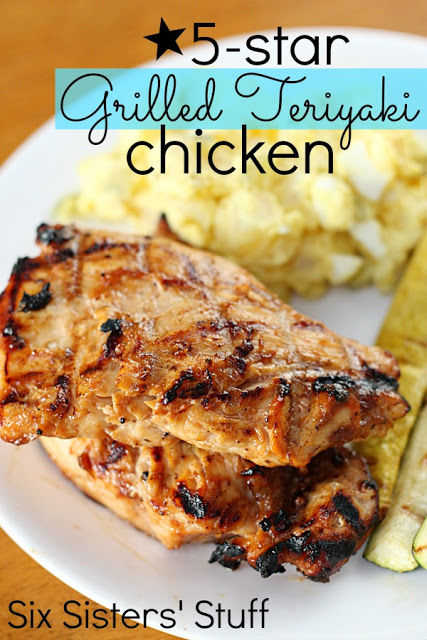 Grilled Teriyaki Chicken Pictures, Photos, and Images for Facebook ...