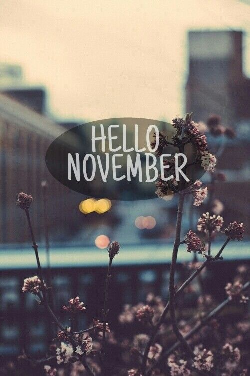 Hello November Pictures, Photos, and Images for Facebook ...