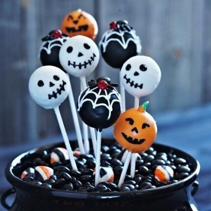 Halloween Cake Pops Pictures, Photos, and Images for Facebook ...