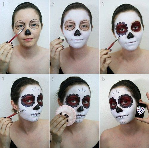DIY Sugar Skull Makeup Pictures, Photos, and Images for Facebook ...