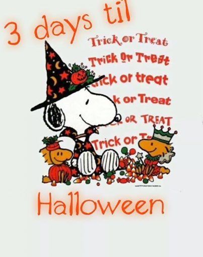 3 Days Till Halloween Pictures, Photos, and Images for Facebook ...