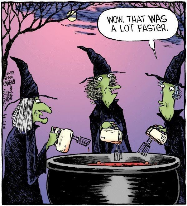 Happy Halloween Quotes Funny: Funny Witches Pictures, Photos, And Images For Facebook