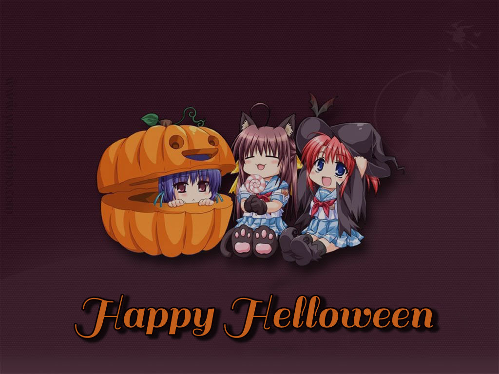 Anime Happy Halloween Pictures, Photos, and Images for Facebook ...