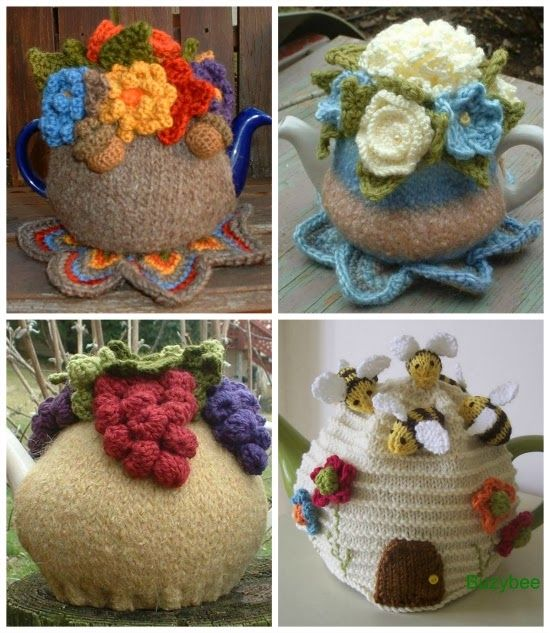 Facebook Crochet Patterns : Crochet Patterns For Tea Kettle Covers Pictures, Photos, and Images ...