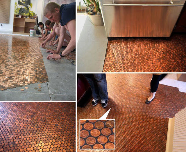 DIY Penny Floor Pictures, Photos, and Images for Facebook ...