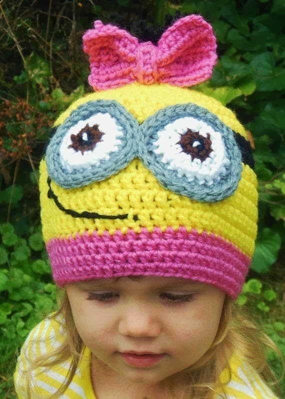 You searched for: kids minion hat! Etsy is the home to thousands of handmade, vintage, and one-of-a-kind products and gifts related to your search. No matter what you're looking for or where you are in the world, our global marketplace of sellers can help you find unique and affordable options. Let's get started!