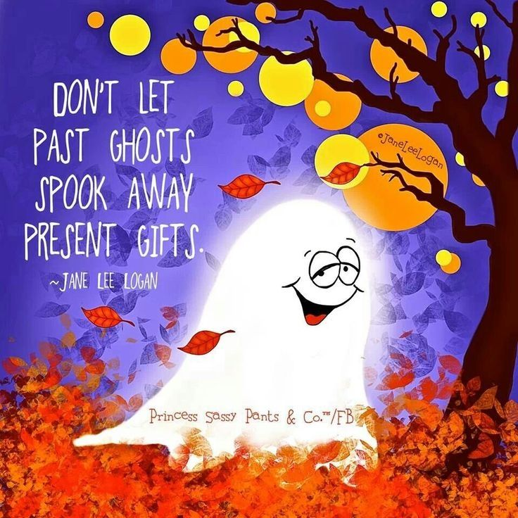 Happy Halloween My Love Quotes: Past Ghosts Pictures, Photos, And Images For Facebook