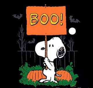 Snoopy Boo