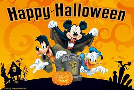 Disney halloween pictures photos and images for facebook - Disney halloween images ...
