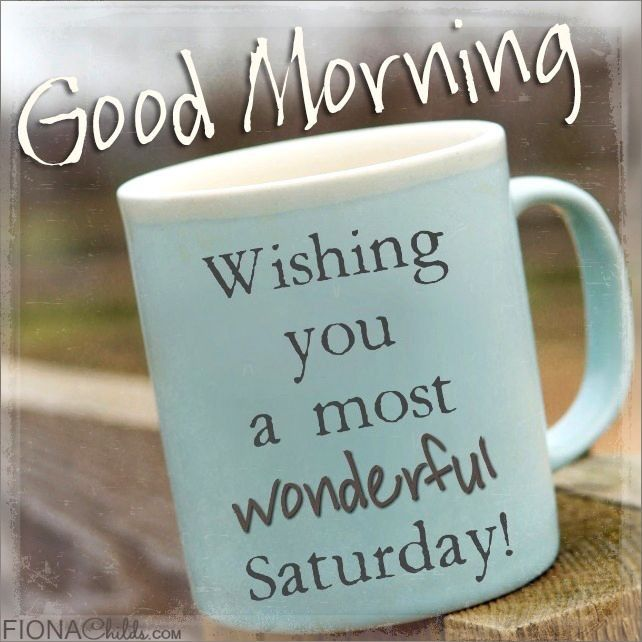 Good Morning Saturday Morning : Good morning saturday pictures photos and images for
