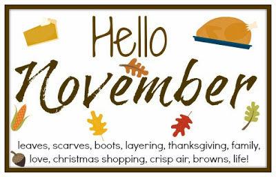 Hello November Quotes. QuotesGram