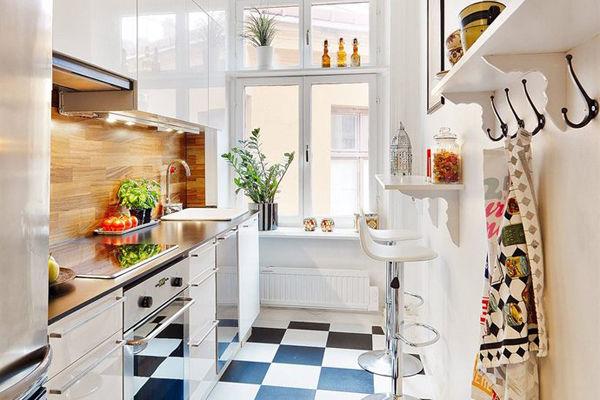 Tiny Kitchen Design Nyc