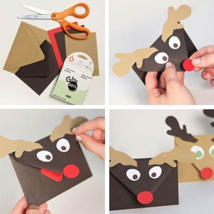 Как сделать конверт своими руками на новый